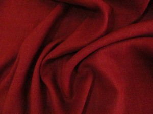 Household French 100% Linen Red