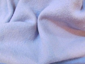 100% Wool French Boiled Blue Lavender