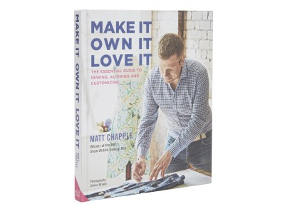 Make It Own It Love It Book