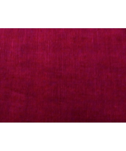 Household French Red Linen
