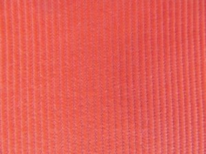 Cotton Corduroy Red Corduroy