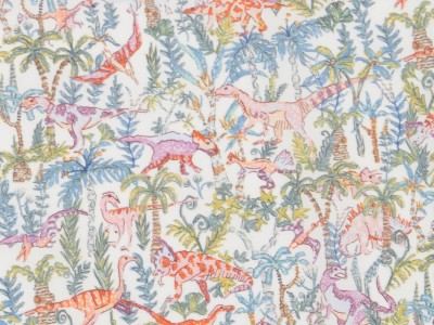 Liberty Art Fabric ss/18 100% Cotton Lawn Rumble And