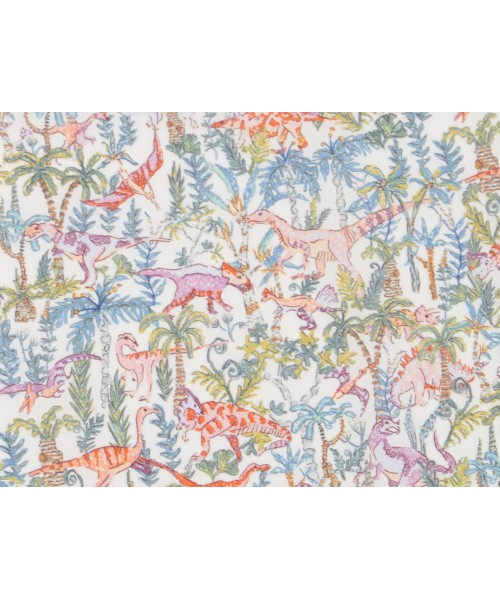 Liberty Art Fabric ss/18 100% Cotton Lawn Rumble And Roar