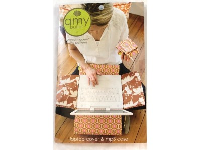 Amy Butler Pattern Lap Top Cover