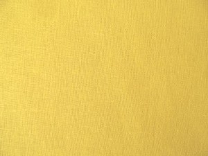 Irish 100% Linen Nevada Yellow Linens