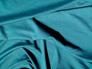 Teal Viscose Jersey Jerseys