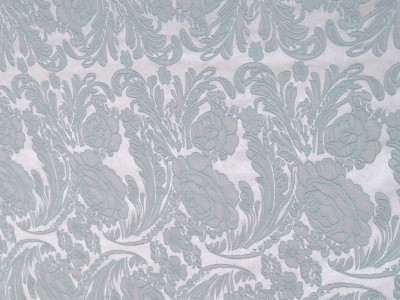 Cotton Jacquard Demask Mint