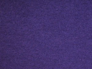Wool Cashmere Coating Purple