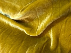 Velvet Silk Gold Crushed