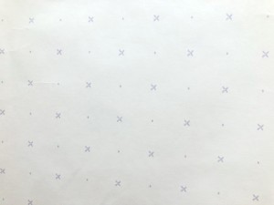Pattern Paper Dot and Cross