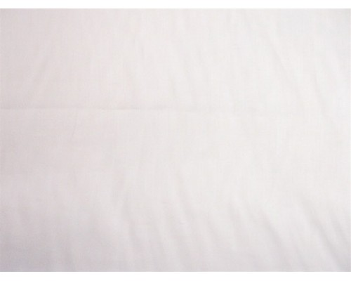100% Cotton Poplin White Cotton Plains