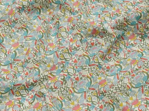 Liberty SS 19 Love Lilly A 100% Cotton Lawn