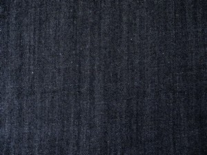 Washed Indigo Medium Weight Denim 11oz Denim