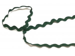 Ric Rac Green Ribbon
