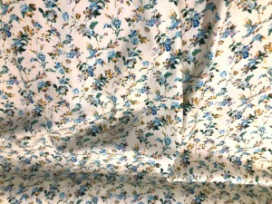 100% Brushed Cotton Floral