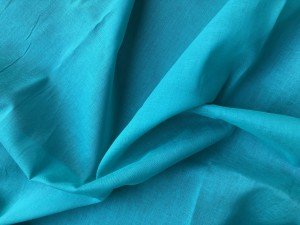 Muslin Cotton Turquoise